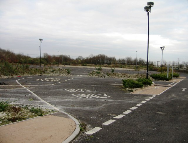 Abandoned Park & Ride