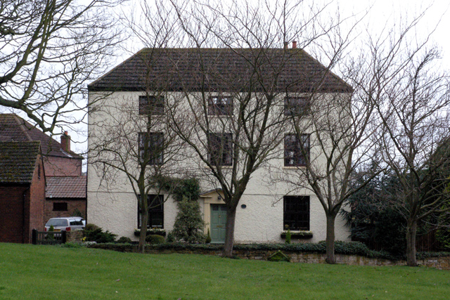 Three storey house