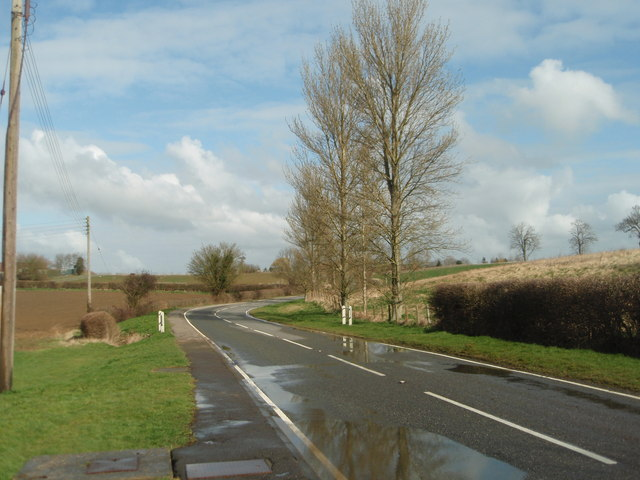 Road to Old Weston