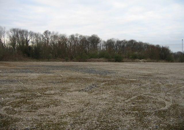 A classic brownfield site