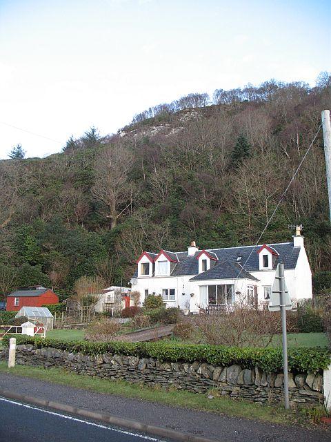 Onich to North Ballachulish