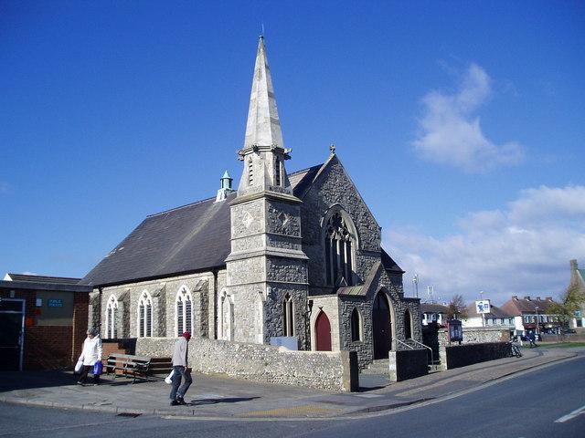 Lancing Methodist Church, South Street