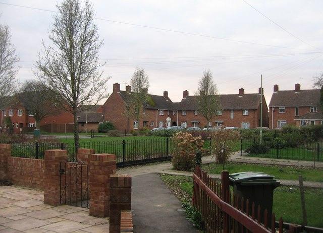 Warton Road housing
