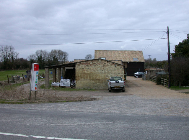 The Barn, Newton Road