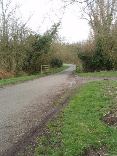 Quiet Lane. Old Weston