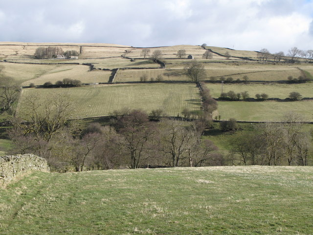 The valley of Rookhope Burn (6)