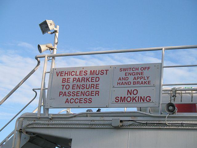 Notices, Corran Ferry