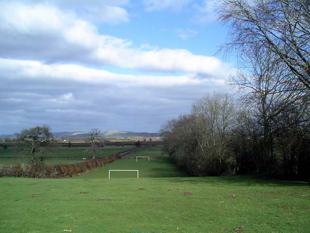 Football pitch, Hightae