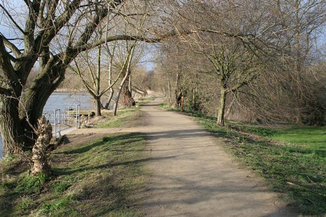A walk round Martin's Pond (4)