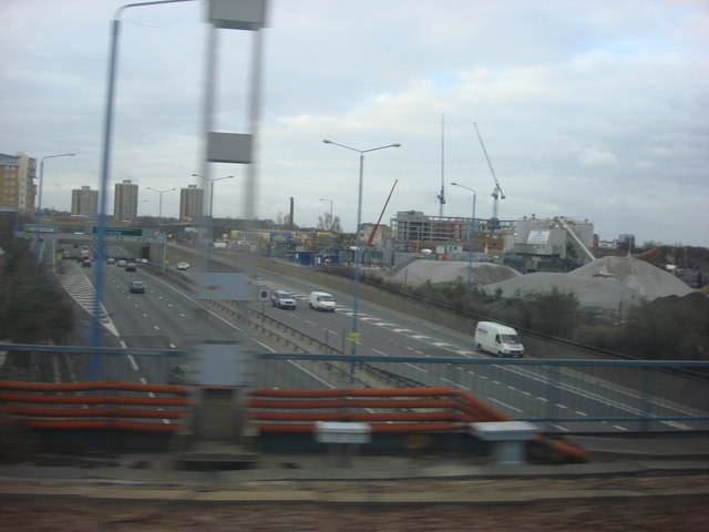 A12 Blackwall Tunnel Northern Approach