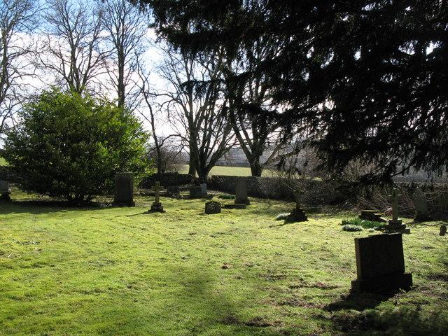 The churchyard, Eastgate (2)