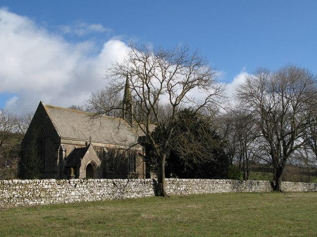 All Saints Church, Eastgate (3)