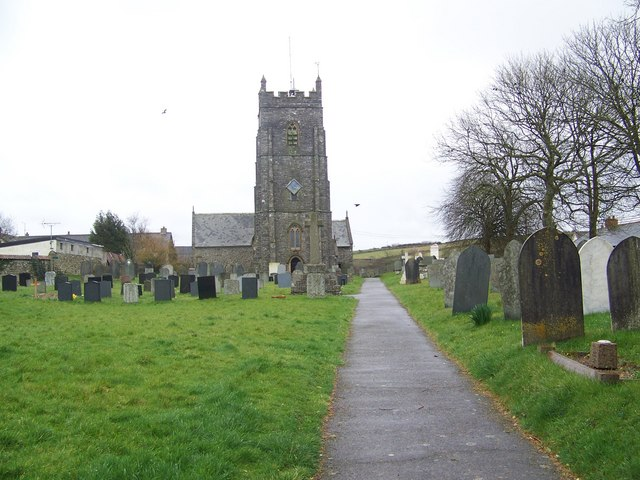 St Calixtus Church, West Down