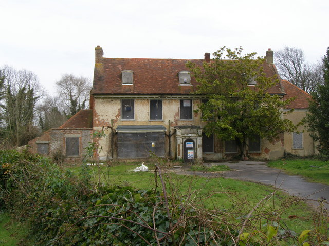 The farmhouse at Greylingwell.