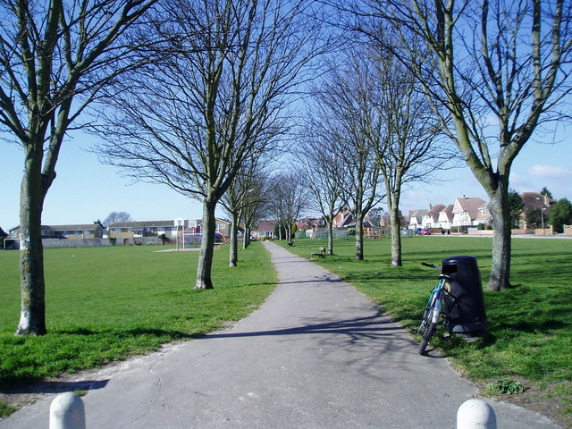 Lower Cokeham Recreation Ground