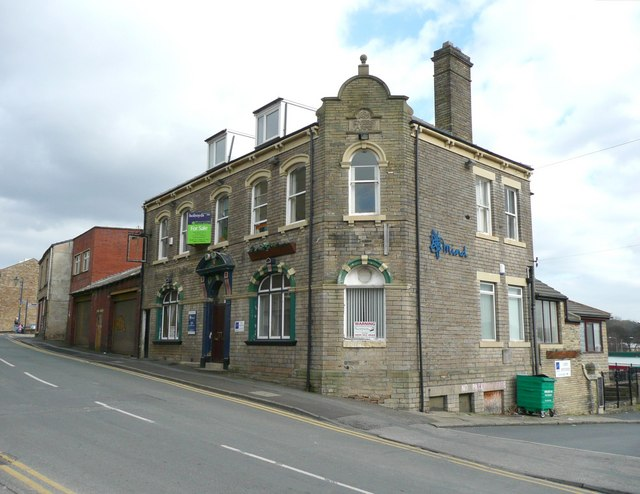 Former Dyers' Arms, Old Westgate, Dewsbury
