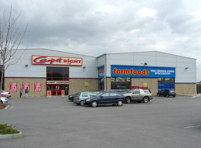 Retail units, Aldams Road, Dewsbury