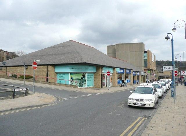 Retail units, South Street, Dewsbury