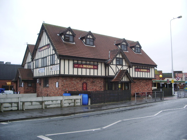 The Dickens, Rough Lea Road, Cleveleys