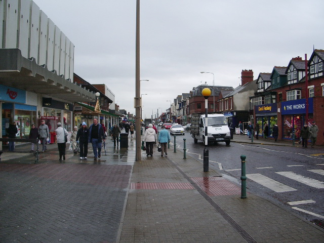 Victoria Road West, Cleveleys