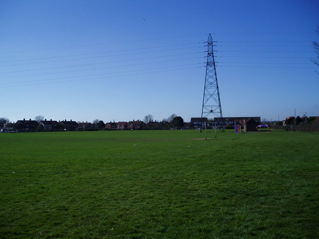 Sompting playing field