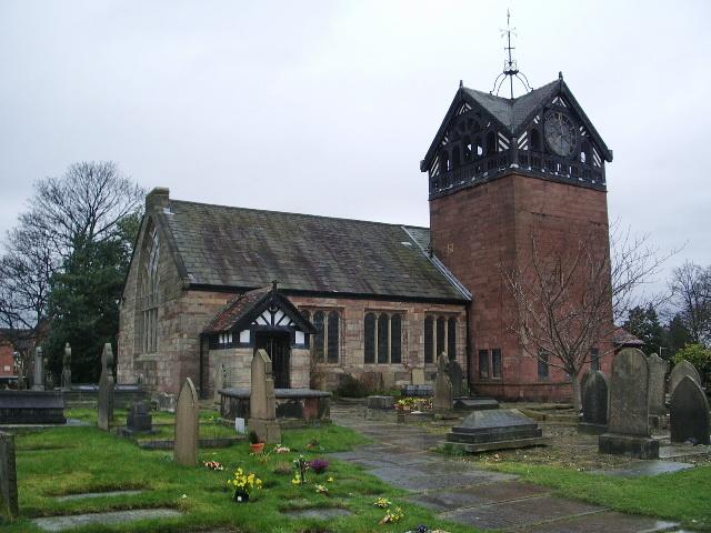 Parish Church of St Martin, Ashton upon Mersey