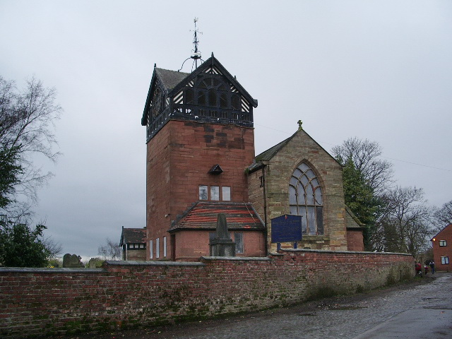 Parish Church of St Martin, Ashton upon Mersey