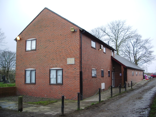 St Martins Hall