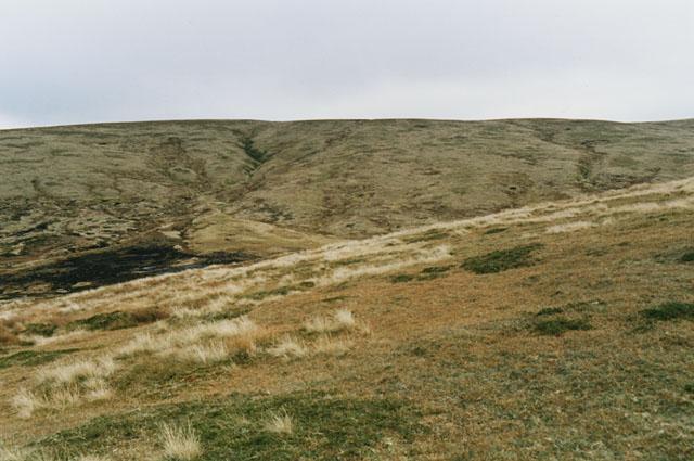 Eastern slopes of A' Bhuidheanach