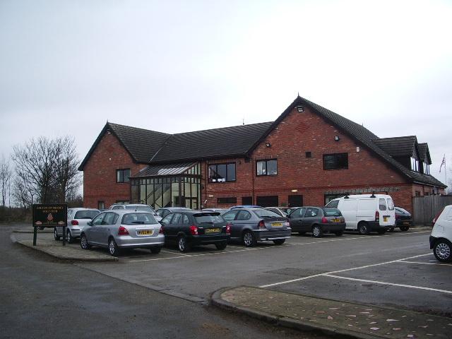 Ashton upon Mersey Golf Course Clubhouse