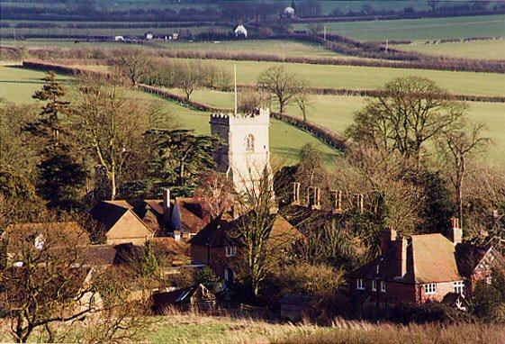 Quainton church