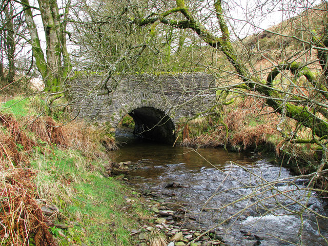 Warren Bridge Exmoor