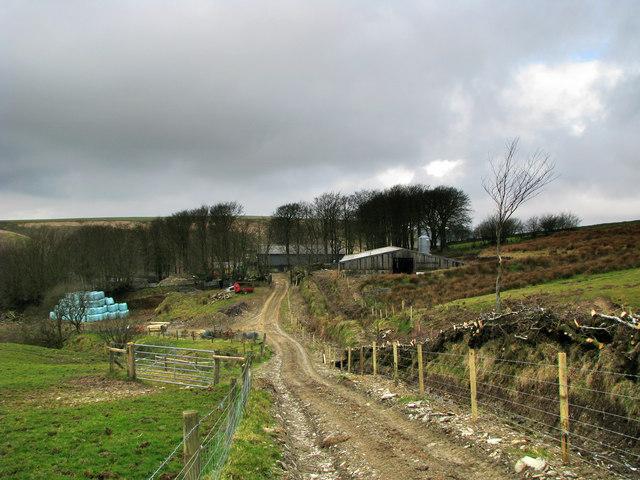 Warren Farm Exmoor
