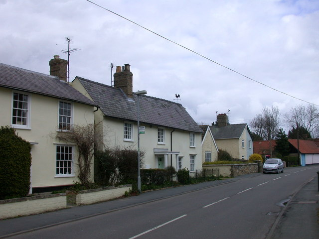 Cottages in High Street