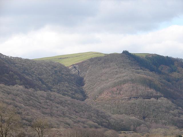 Cwm Nant Rhiwrugos