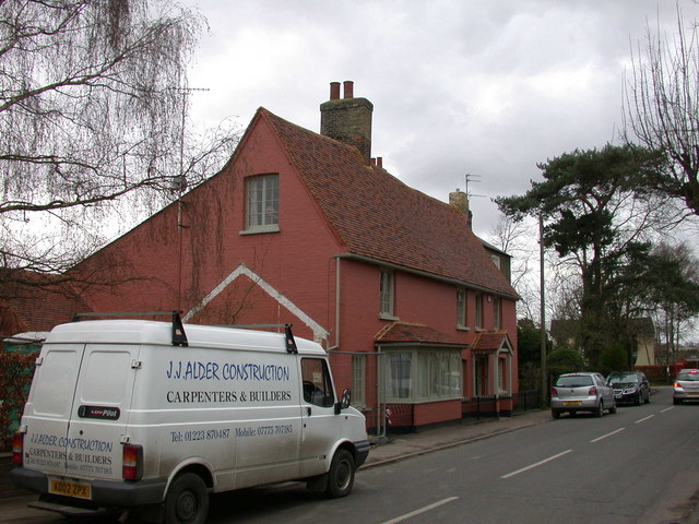The Old Post Office, Little Shelford