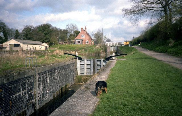 Caen Hill locks, Devizes