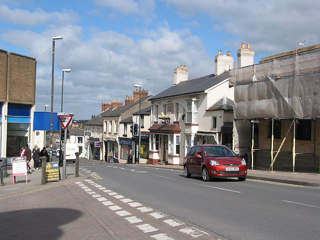 The Golden Lion, High Street, Cinderford