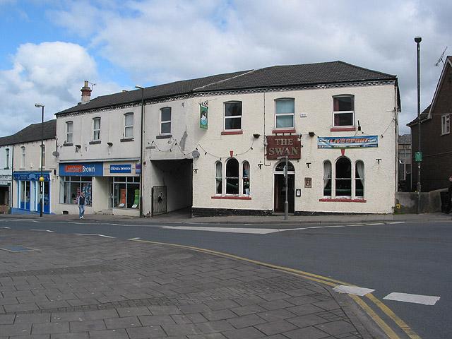 The Swan, High Street, Cinderford