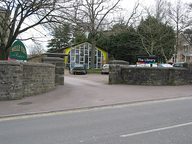 The Library, Cinderford