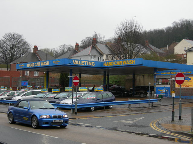 Car Wash and Sales Centre