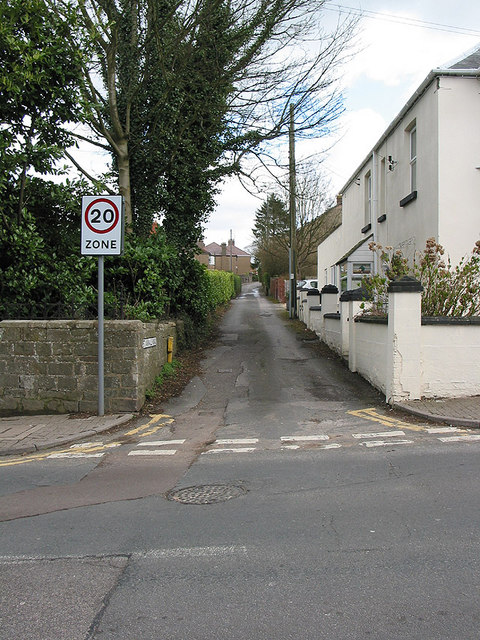 St  Annals Road, Cinderford