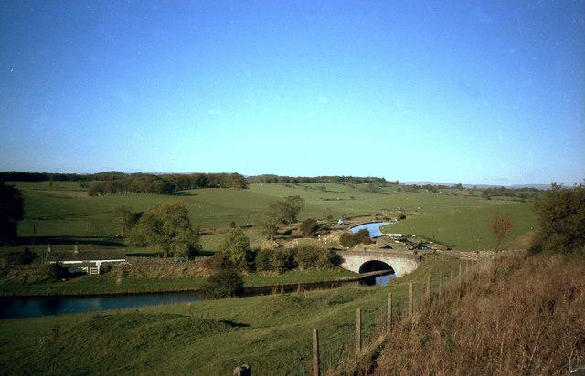 Greenberfield Lock Bridge 157
