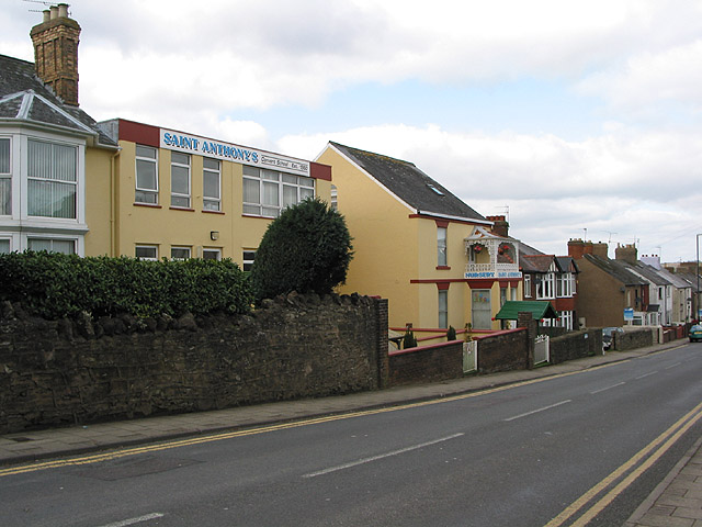 Saint Anthony's School, Cinderford