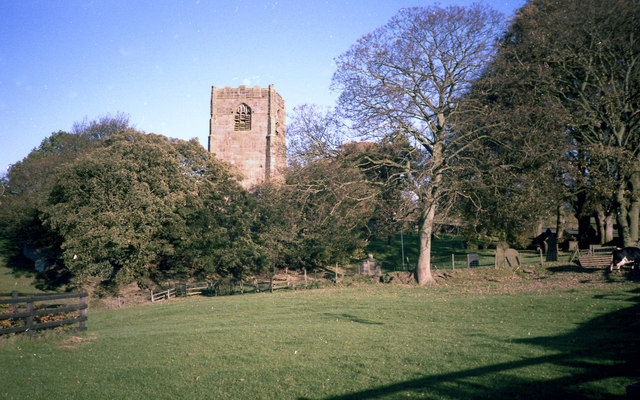 Church of St. Mary-le-Ghyll, Barnoldswick