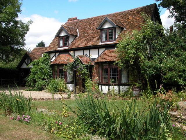Cottage in Elmley Castle