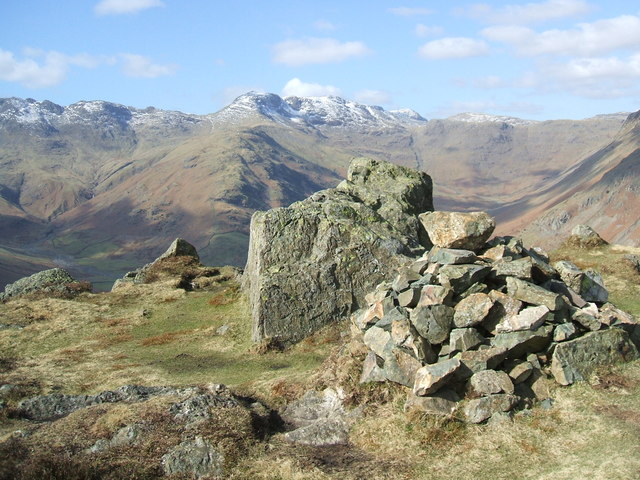 Side Pike summit
