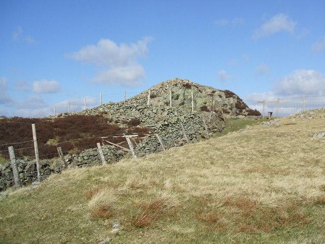 Lingmoor summit