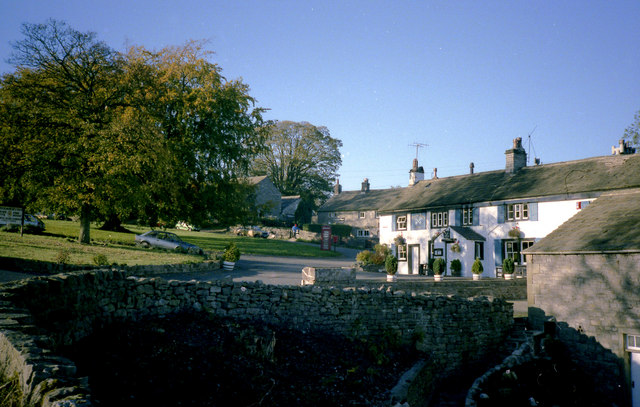 The 'Cross Keys', East Marton