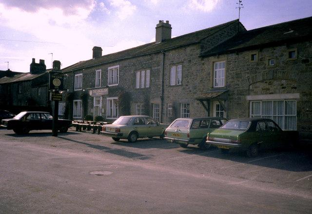 Angel Inn, Hetton, Yorkshire